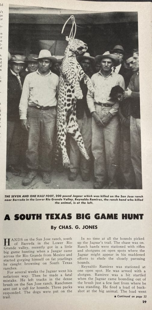South Texas Game Hunt 1